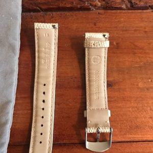 Michele watch band (18mm)
